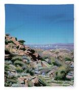 Phoenix Circa 1990 Fleece Blanket