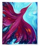 Phoenix Creation Rising Fleece Blanket