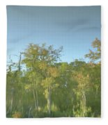 Photo Impressionism Fleece Blanket