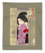 pic01527 Yoshitoshi Fleece Blanket