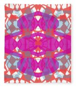 Pic8_coll1_15022018 Fleece Blanket