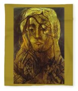 picabia33 Francis Picabia Fleece Blanket