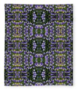 Picture Putty Puzzle 06 Fleece Blanket