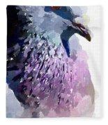 Pidgeon Fleece Blanket