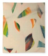 Pieces Fleece Blanket