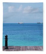 Pier View Fleece Blanket