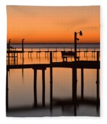 Piers Fleece Blanket