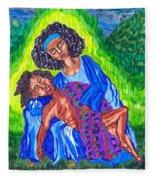 Pieta-2 Fleece Blanket