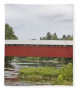 Pike River Canada Fleece Blanket