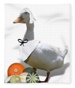 Pilgrim Duck Fleece Blanket
