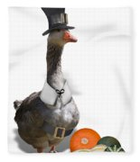 Pilgrim Goose Fleece Blanket