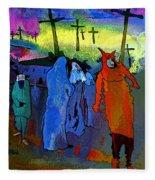 Pilgrimage Fleece Blanket