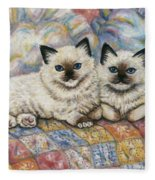 Pillow Mates Fleece Blanket