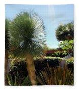 Pinball Plants, Long-pin Plants Fleece Blanket