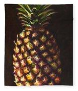 Pine Apple Fleece Blanket