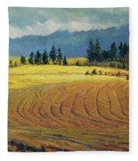 Pine Grove Fleece Blanket