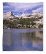 Pine Lake Fleece Blanket