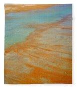Ormond's True Pink And Blue Fleece Blanket
