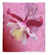Pink Lady Fleece Blanket
