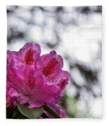 Pink Love 10 Fleece Blanket