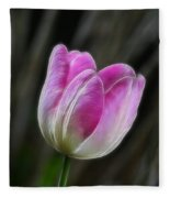Pink On Display Fleece Blanket