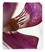 10555 Pink Orchid Fleece Blanket