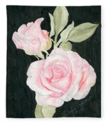 Pink Passion Fleece Blanket