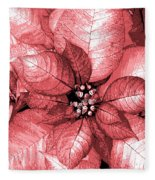 Pink Shimmer Fleece Blanket