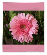 Pink Stunner Fleece Blanket