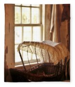 Pioneer Baby Bassinet Fleece Blanket