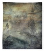 Pirates Cove Fleece Blanket