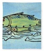 Piscis Australis, 1482 Fleece Blanket