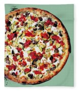 Pizza - The Guido Special Fleece Blanket