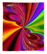 Pizzazz 1 Fleece Blanket
