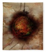 Planetary Breakthrough Fleece Blanket