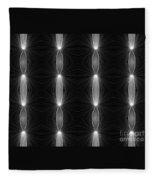 Plankton And Crankton Dance Fleece Blanket