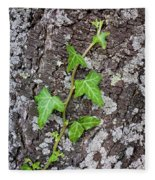 Plant Fleece Blanket
