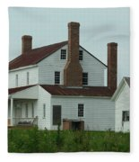 Plantation Averasboro Nc  Fleece Blanket