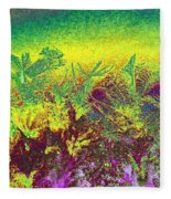 Plantation Fleece Blanket