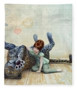 Playmate Fleece Blanket