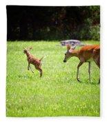 Playtime Fleece Blanket