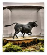 Plaza De Toros - Ronda Fleece Blanket