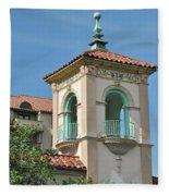 Plaza Tower Fleece Blanket