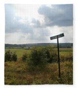 Pleasant Valley Fleece Blanket
