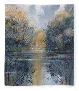 Pm River 2 Fleece Blanket