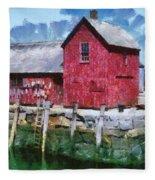 Pnrf0513 Fleece Blanket