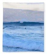 Point Break Fleece Blanket