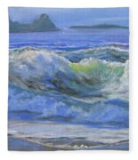 Point Reyes Fleece Blanket