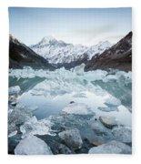 'polarized' Fleece Blanket