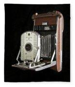Polaroid 95a Land Camera Fleece Blanket